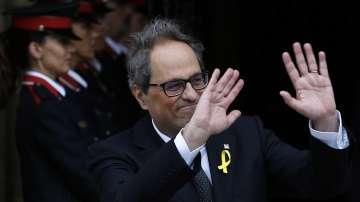 Сепаратист е новият премиер на Каталуния