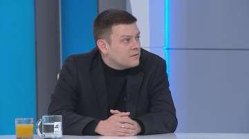 Явор Алексиев: Скептичен съм, че средната заплата ще достигне 1500 лв.