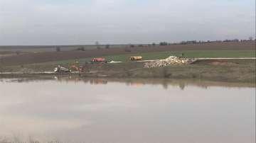 МОСВ: Няма преливащи язовири на територията на страната