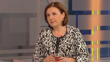 Румяна Бъчварова: ГЕРБ се стреми към коалиция с дясноцентристките партии