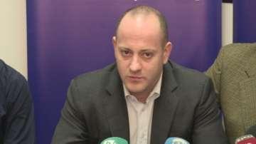 Радан Кънев представя новия си политически проект