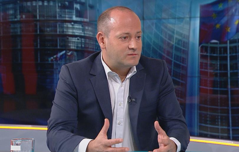 """Радан Кънев от """"Демократична България"""" беше единственият български представител на"""
