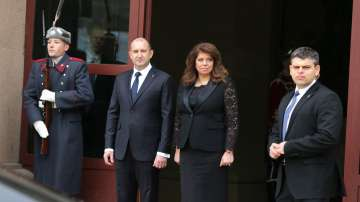 Президентът Румен Радев назначи екипа си