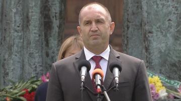 Р. Радев: Кирилицата е нашият най-ценен дар към световното културно наследство