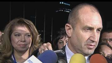Румен Радев и Илияна Йотова полагат клетва пред Народното събрание
