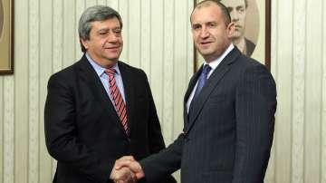 Румен Радев разговаря със Съюза на тракийските дружества