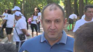 Румен Радев: Има опасност България да приземи бойната си авиация