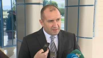 Румен Радев: Оставките са авариен изход, който вече не работи