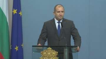 Президентът прекрати КСНС поради загуба на кворум, насрочи нов за 17 октомври