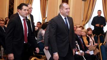 Президентът откри 13-ото издание на Националния иновационен форум