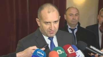 Румен Радев: Решението за отзоваване на нашия посланик трябва да бъде мотивирано