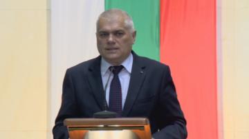 Вътрешният министър Валентин Радев се срещна с посланици