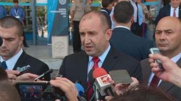 Румен Радев: Българската делегация в Москва е в благоприятна ситуация