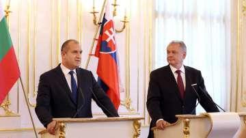 Президентът Радев се обяви за единно европейско решение на мигрантския въпрос