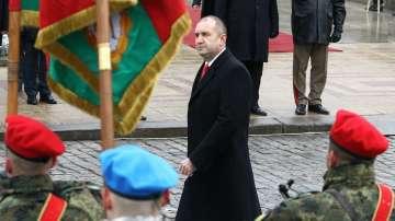Президентът Радев: Конкурсът за закупуване на военни самолети е опорочен