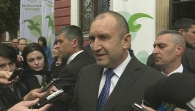 Президентът Румен Радев с коментар за апартаментите на заместник -