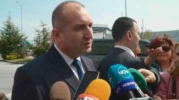 В Пловдив президентите Радев и Франк-Валтер Щайнмайер обсъждат инвестициите