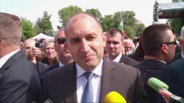 Президентът Радев с нови критики към управляващите