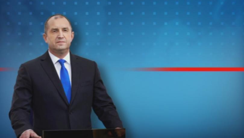 Президентът Румен Радев е на държавно посещение в Китай