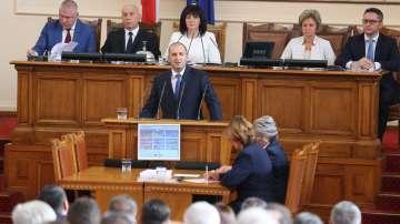 Румен Радев: България продължава да губи най-ценното си богатство - хората