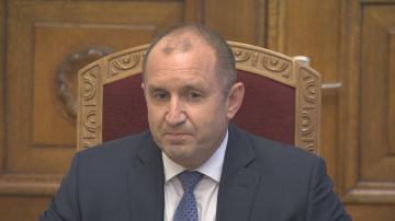 Румен Радев коментира отношенията между България и Северна Македония