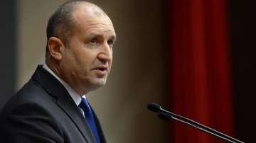 Президентът Румен Радев заминава на посещение в Атина