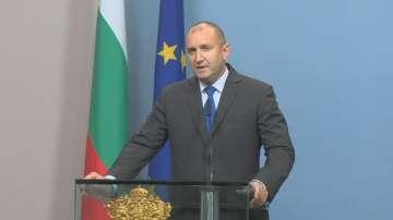 Румен Радев: Необходима е позиция за защита на българския национален интерес