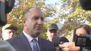 Президентът за българската позиция за Северна Македония