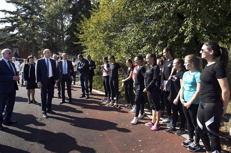Президентът Румен Радев стартира инициатива за насърчаване на физическата активност