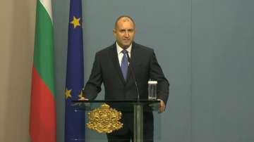 Президентът връща предложението за избора на Гешев за нов главен прокурор