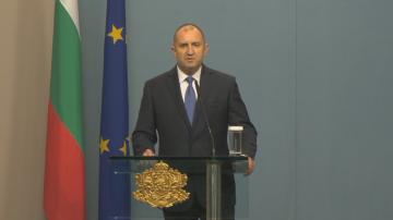 Президентът Румен Радев отказа за подпише указа за назначаване на Иван Гешев
