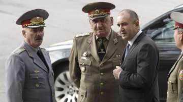 Радев: Българските сухопътни войски са изправени пред нови предизвикателства