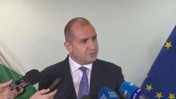 Радев: Имаме капацитет за охрана на въздушното пространство на Северна Македония