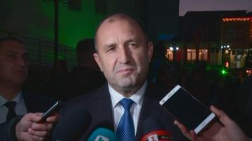Президентът с критики към правителството заради водната криза в Перник