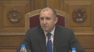 Радев: Управляващите претендират за диалог, а избягаха от него