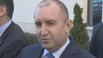 Радев: Борисов знае, че с оставка няма да мине, защото го чака служебен кабинет