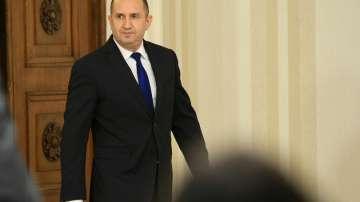 Президентът Радев ще се запознае с анализа за подготовката на армията