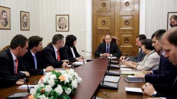 БСП представи на президента проекта си за антикорупционния закон
