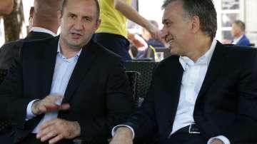 Румен Радев и Филип Вуянович обсъдиха общи проекти между България и Черна гора