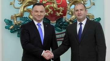 За деескалация на напрежението Русия-Украйна призоваха президентите Радев и Дуда