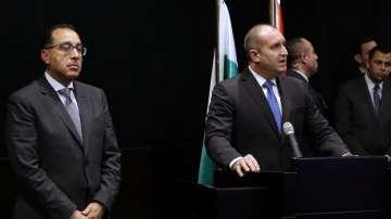 Президентът Радев на Египетско-българския бизнес форум в Кайро