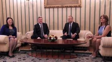 Румен Радев поиска допълнителни гаранции за спазване на Договора с Македония