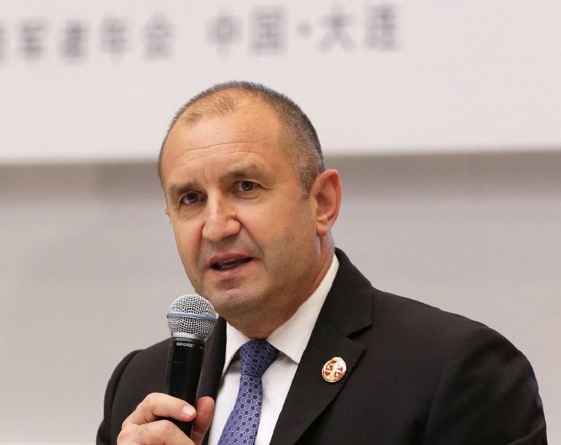 Президентът Радев покани държавните предприятия в Китай да инвестират в България