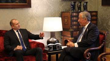 Президентът Радев обсъди пакета Мобилност с португалския си колега в Лисабон
