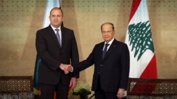 Президентите на България и Ливан ще работят за пряка авиолиния София - Бейрут