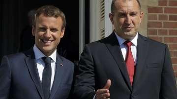 Президентът Радев е на посещение във Франция