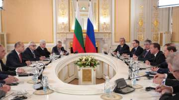 Румен Радев: Русия винаги е била стратегически партньор в енергетиката