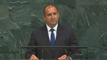 Първа реч на президента Румен Радев пред Общото събрание на ООН (ВИДЕО)