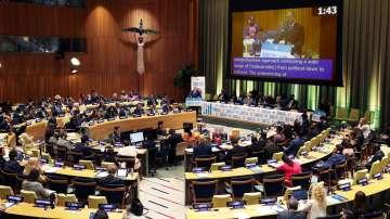 Продължава сесията на Общото събрание на ООН в Ню Йорк