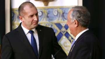 Продължава посещението на президента Радев в Португалия